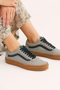 Old Skool Shadow Gum Sneakers