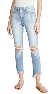 High Line High Rise Skinny Jeans
